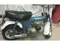 Honda monkeybike