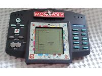Handheld 90's Monopoly Game (Fully Working, Great For Travel)