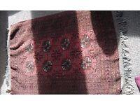 Turkish carpet - smaller
