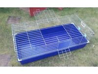 rabbits cage large type