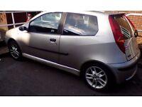 Fiat Punto Sporting 1.3 in Grey