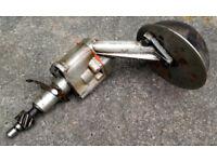 MGB oil pump & pick up mesh filter