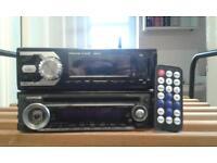 2x car radios