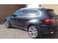 BMW X5 3.0sd M SPORT 62900 miles FSH NEW MOT
