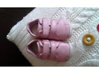 Clarks size 3g shoes