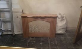 2 radiator covers an pelmet £200ono