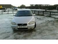 2006 Volvo s60 d5 (auto) low miles fsh