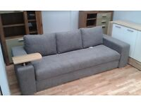 Combo Large Sofa Bed with Storage