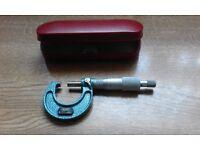draper 0-1 micrometer