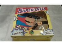 SUPERTATO GIFT SET BY SUE HENDRA & PAUL LINNET (RRP £10.99)