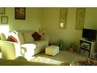 Very Comfortable, light, airy and modern 2 bedroomed home for let on a weekly basis