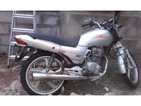 Motorbike - free for spares or repair