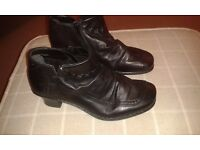 """LADIES """"RIEKER"""" SHOE/BOOTS - SIZE 3 - BRAND NEW NEVER WORN"""