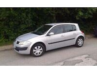 Renault Megane 1.4 12 months mot