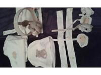 Baby Bedding, Curtains, Light fitting
