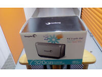 Seagate External Deskop Hard drive NEW
