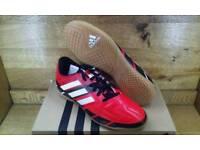 Adidas, Neoride, Indoor Football Boots, New