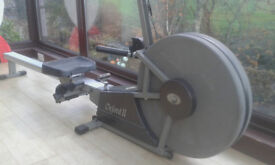 Oxford 2 Air Rowing Machine