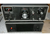 SWAN 100MX SSB Transceiver With MAINS PSU
