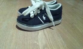 Size 4.5 toddler boys trainers