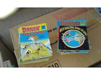 Dandy and Beano Comic Library and Specials Comics
