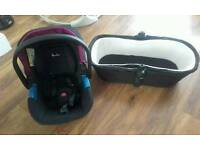 Silver cross way Fayre carry coz , carseat