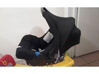 Britax car seat nr4