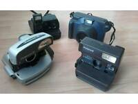 Polaroid cameras for sale