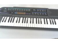 KEYBOARD CASIO CTK-80 ELECTRIC KEYBOARD WORKING IN EXCELLENT CONDITION AVAILABLE FOR SALE