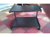 FREE !! TV Stand with undershelf