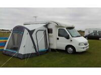 Motorhome for sale in very good condition MOT & serviced June2017