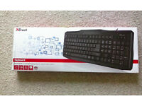 Trust USB keyboard