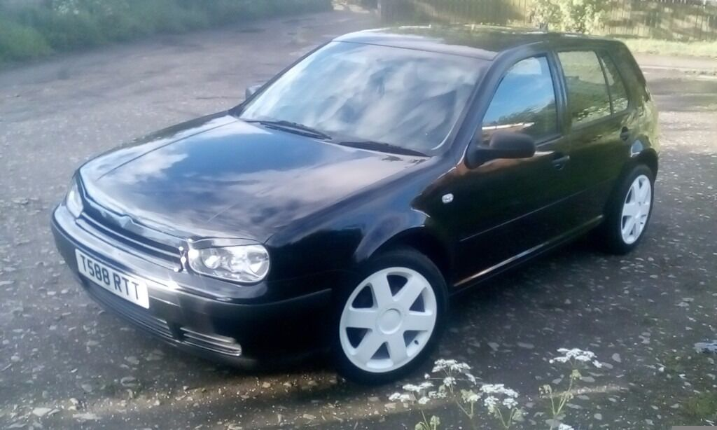 VW Golf 1.9 TDI, full MOT, open to offers