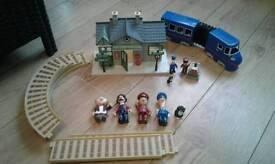 Postman pat train set