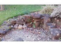 Garden rockery stones rocks. Free to a good home. Collection only.