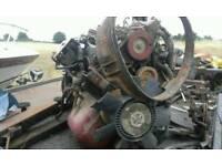 Iveco 6 cylinder 6 litre engine