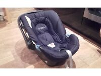 Mamas and papas Cybex Aton car seat