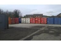 Clydach Self Storage Containers