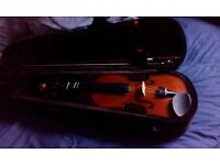 Stentor 4/4 violin with the case- to go asap please