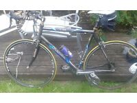 Carbon Racing bike
