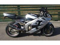 Kawasaki Zx6r Ninja, 1 years MOT, stubby micron exhaust, tail tidy, led indicators, £1500 o.n.o