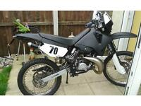 aprilia mx 50cc rare bike