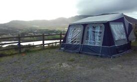 Trailer Tent, Camp-let Concorde 4 berth 2007