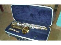 E flat Alto Saxophone Conn King Original case