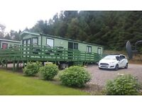 Willerby Winchester Static Caravan,Hunters Quay,Dunoon