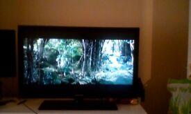 Samsung TV HD 37in USB not smart