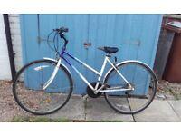 Ladies Raleigh Pioneer classic bike