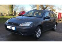 Ford focus estate for sale, Long MOT, drives good.