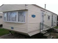 Stellar Ashworth 2 Bedroom Static Caravan / Holiday Home 2009 Blackpool - Windy Harbour £8995