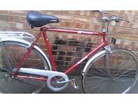 Man's 3 speed mariner bike